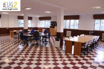 Lugo - Lug II : Lugo hall and tv