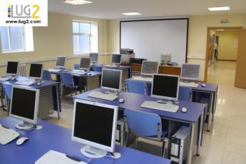 Lugo - Lug II : Lugo training room