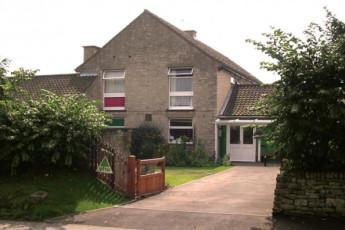 YHA Helmsley : YHA Helmsley hostel in England exterior