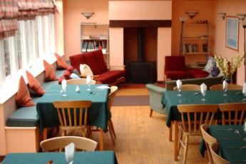 YHA Helmsley : YHA Helmsley hostel in England dining room
