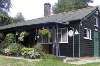 YHA Jordans : YHA Jordans hostel in England exterior