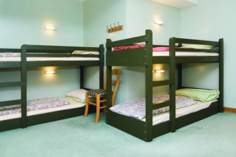 YHA Youlgreave : YHA Youlgreave hostel in England dorm