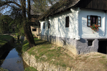 Kumrovec - Hostel Kumrovec : Kumrovec Hostel Kumrovec in Croatia building