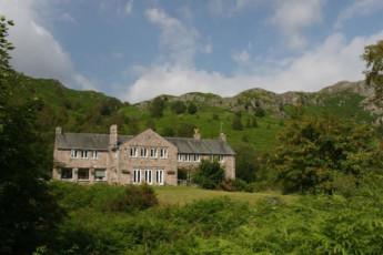 YHA Eskdale : YHA Eskdale hostel in England exterior