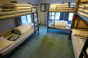 YHA Eskdale : YHA Eskdale hostel in England dormitory