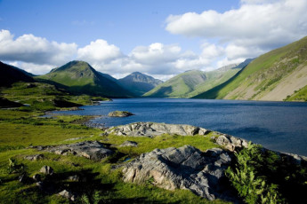 YHA Wasdale Hall : Wastwater YHA hostel in England countryside