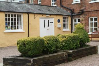 YHA Leominster : Leominster hostel in England exterior