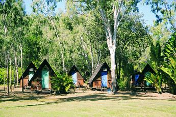 Magnetic Island YHA : Magnetic Island YHA Huts