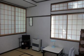 Takayama - Hida-Takayama-Tensho YH : Hida-Takayama-Tensho Youth Hostel Bedroom