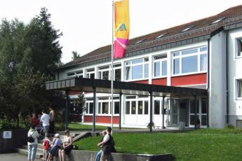 Freudenstadt : Freudenstadt hostel Germany exterior people