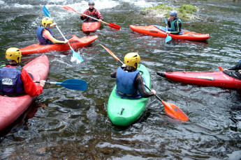 Freudenstadt : Freudenstadt hostel Germany canoeing activity