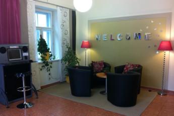 Tulln an der Donau : Tulln on the Danube Hostel reception