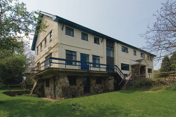 YHA Snowdon Llanberis : Llanberis hostel in England exterior