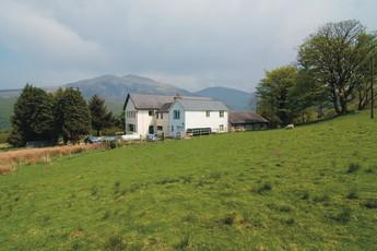 YHA Snowdon Llanberis : Llanberis hostel in England countryside