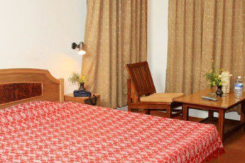 Manali International YH : Manali International hostel India private double room
