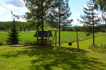 Brunskog : Brunskog garden