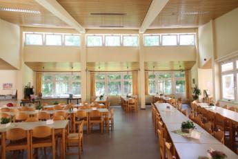 Osnabrück : hostal comedor y área de desayuno OSNABRü