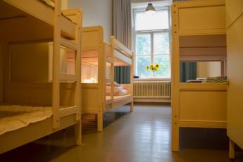 Helsinki - Hostel Suomenlinna : Helsinki dorm view 2