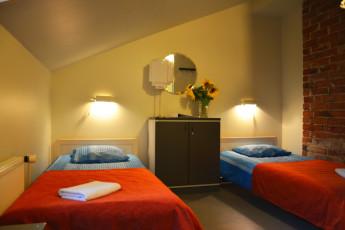 Helsinki - Hostel Suomenlinna : Helsinki twin