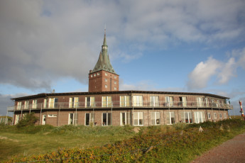 Wangerooge : Wangerooge Hostel Building
