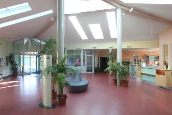 Jever : Jever Hostel reception area
