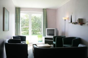 Norddeich : Norddeich Hostel lounge