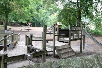 Pforzheim - Dillweißenstein : Pforzheim - Dillweissenstein Hostel playground