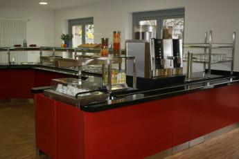 Mannheim : Mannheim hostal buffet