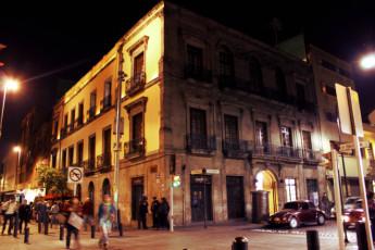 Mexico city - Hostel Regina Centro Histórico : Exterior View of Hostel Regina Centro Historico, Mexico