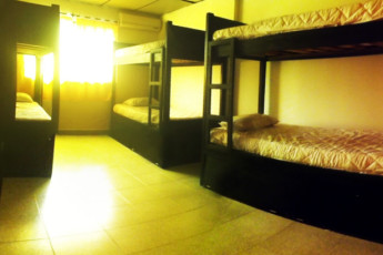 El Viajero Hostels San Andres : Dorm room at the El Viajero Hostels San Andres in Columbia