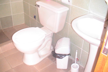 Tarabuco - HI Cej-Tarabuco : Bathroom in Tarabuco - HI Cej-Tarabuco Hostel
