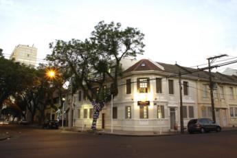 Porto Alegre Porto Alegre Hostel Boutique : Front Exterior View of Porto Alegre - Hostel Boutique, Brazil