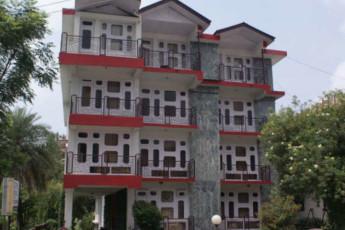 Chamunda - Hotel Atithi : Front Exterior View of Chamunda - Hotel Atithi, India