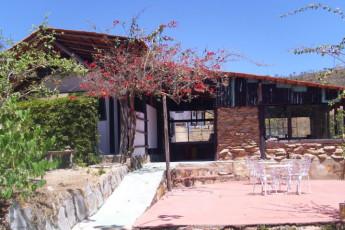 Chapada dos Veadeiros – Alto Paraíso - Hostel Catavento : Exterior to the Chapada dos Veadeiros - Alto Paraiso - Hostel Catavento in Brazil