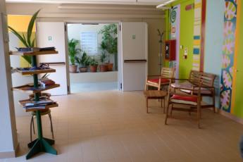 Turin - Torino : Lobby in Turin - Turin Hostel, Italy
