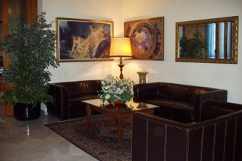 Lucca - San Frediano : Lobby in Lucca - San Frediano, Italy