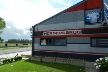 Brugge Dudzele Herdersbrug : Exterior of the Brugge Dudzele Herdersbrug hostel in Belgium