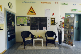 Ravenna - Dante : Reception Area in Ravenna - Dante, Italy