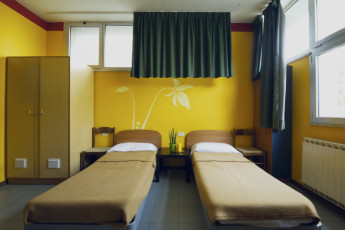 Ravenna - Dante : Twin Room in Ravenna - Dante, Italy