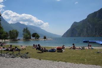 Riva del Garda - Benacus : Beach and Lake Local to Riva del Garda - Benacus, Italy