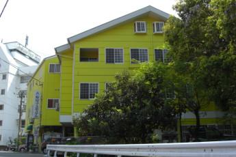 Matsuyama - Matsuyama YH : Front Exterior View of Matsuyama - Matsuyama Youth Hostel, Japan