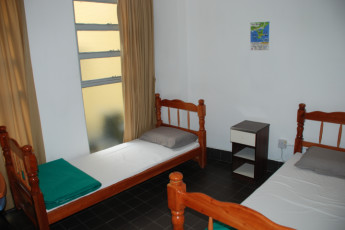YHA Hong Kong - Bradbury Jockey Club : Twin Room in Youth Hostel Association Hong Kong - Bradbury Jockey Club, Hong Kong