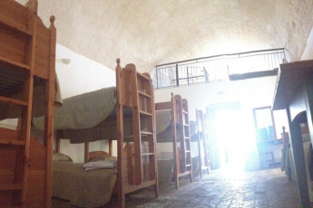 Matera - Le Monacelle : Dorm Room in Matera - Le Monacelle Hostel, Italy