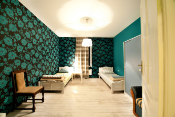 Sofia - Levitt Hostel : Twin Bedroom in Sofia - Levitt Hostel, Bulgaria