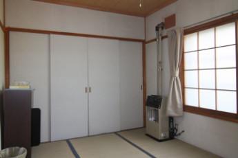 Niseko - YH Karimpani Niseko Fujiyama : Multifunctional Room at Niseko - Youth Hostel Karimpani Niseko Fujiyama, Japan