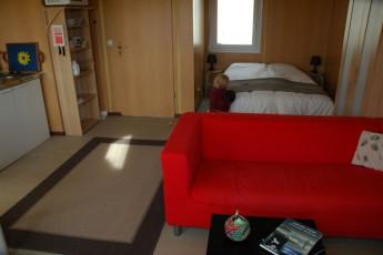 Ytra Lón : Communal Room in Ytra Lon Hostel, Iceland