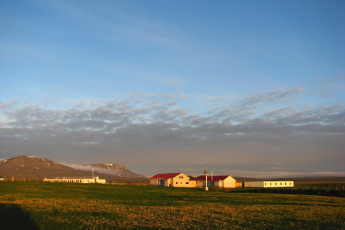 Ytra Lón : Exterior View of Ytra Lon Hostel, Iceland
