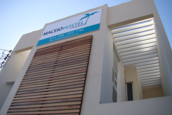 Maceió – Maceió Hostel : Exterior View of Maceio Hostel, Brazil