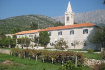 Zaostrog - Hostel 'Eklata' : Exterior View of Zaostrog - Hostel Eklata, Croatia