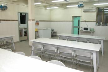 YHA Hong Kong- Ngong Ping SG Davis Youth Hostel : Dining Area in Ngong Ping SG Davis Youth Hostel, Hong Kong